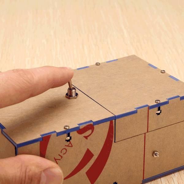 Самая бесполезная коробка в мире