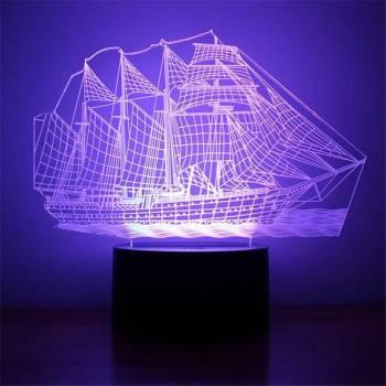 Ночник кораблик