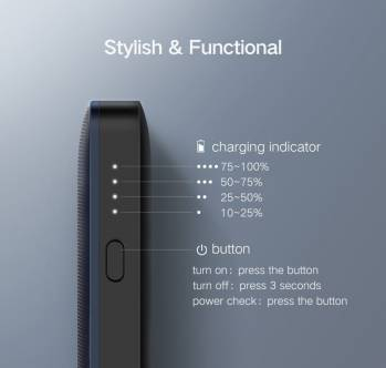 Power Bank Lightning