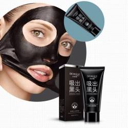 Черная маска Black mask BioAQUA
